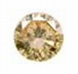Cubic Champagne 2.00 mm rond