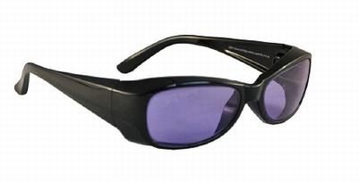 Didymium glasses Philips 375 serie Black  GB-SFP-375BK