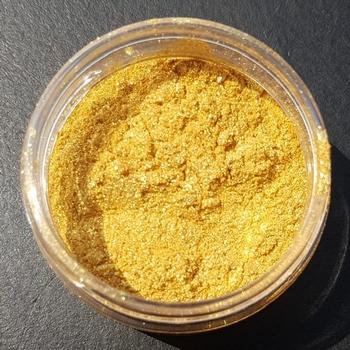 Hot Pigment  goud