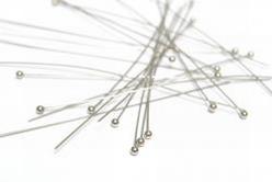 Headpins  3mm 20 stuks