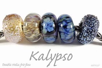 Double helix frit  Kalypso