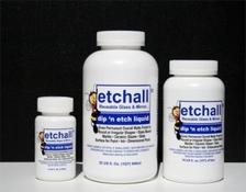 etchant  dip`n etch  liquid