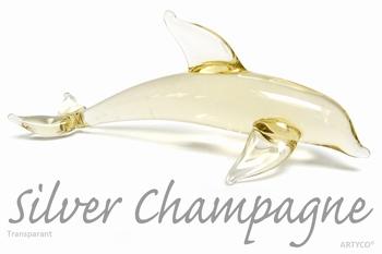 Asian Silver Champagne Transparant 250 gram