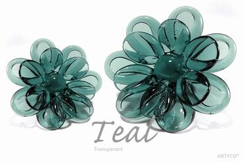 Asian Teal Transparant 250 gram