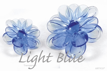 Asian Blueeei Transparant 250 gram