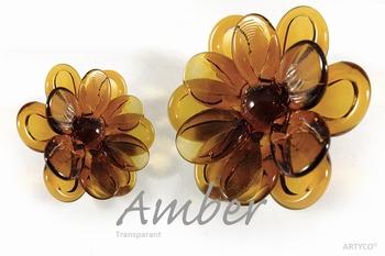 Asian Amber Transparant 250 gram