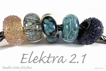 Double Helix frit  Elektra 2.1