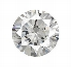 Cubic Clear 2.50 mm round