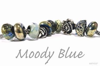 Bella Donna Moody Blue