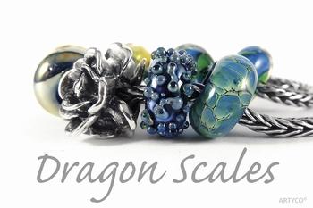 Bella Donna frit Dragon Scales