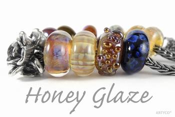 Bella Donna frit  Honey Glaze