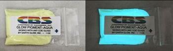 CBS Aqua glow pigment  1 Oz    30 gram