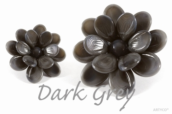 Asian  Dark Grey 250 gram  new!