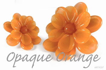 Asian Opaque Orange 250 gram