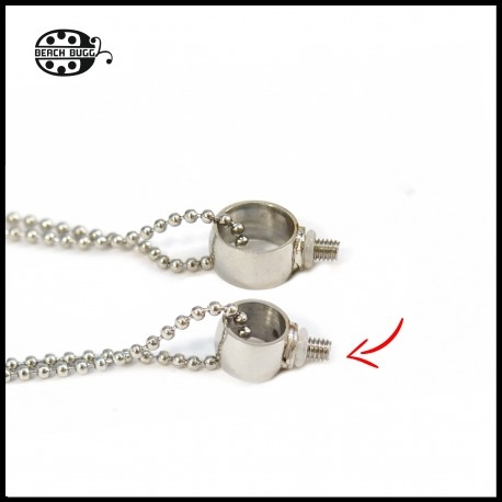 Dorry hole pendent 6mm