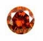 Cubic Garnet 2,00 mm rond