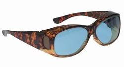 Didymium glasses Philips Tortoise fit over style   GB-P2-FOT