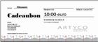 1. Gift voucher 10 euro