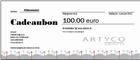 5. Cadeaubon waarde 100 euro