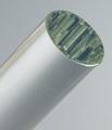 Simax Borosilicaat glas staaf  Ø 6mm