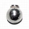 Choose&Change silver end bead - Salak  7 mm