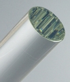 Simax Borosilicaat glass rod  Ø 4mm