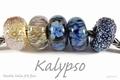 Double helix frit  Kalypso 2 Oz  (56 gram)
