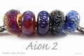 Double helix frit  Aion 2