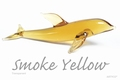 Asian Smoke Yellow Transparant 250 gram