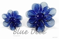 Asian Blue Deee Transparant 250 gram