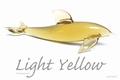 Asian Light Yellow Transparant 250 gram