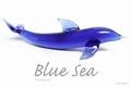 Asian Blue Sea Transparant 250 gram