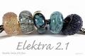 Double Helix frit  Elektra 2.1 2 Oz  (56 gram)