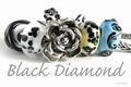 Bella Donna frit Black Diamond