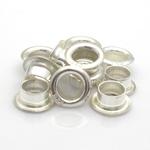 Zilveren kernen 2 mm 50 stuks