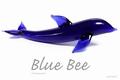 Asian Blue Bee Transparant 250 gram