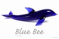 Asian Blue Bee Transparant 250 gram