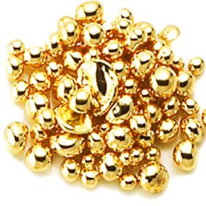 Fine gold casting grain