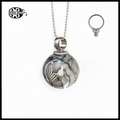 Dorry hole pendent 8mm